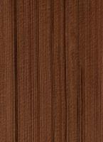 Western Red Cedar (Thuja plicata): Radiale Oberfläche (nat. Größe)  © Thünen-Institut