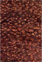 Granadillo (Platymiscium cf. yucatanum): Querschnitt (ca. 12x)