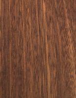 Angélique (Dicorynia guianensis): Tangentiale Oberfläche (natürliche Größe)